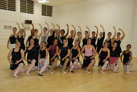 Formatura Ballet