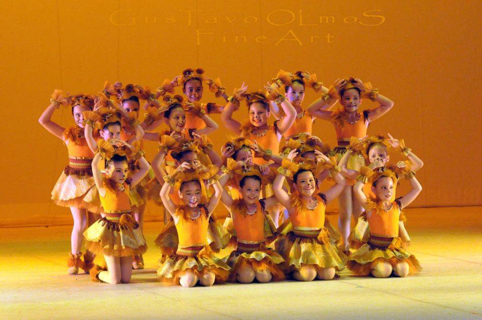 ballet espetaculo rei leao 09
