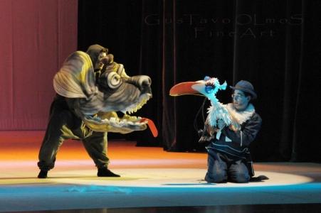 ballet espetaculo rei leao 12