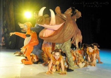 ballet espetaculo rei leao 16