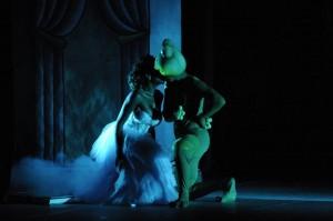 ballet musical a princesa e o sapo 01