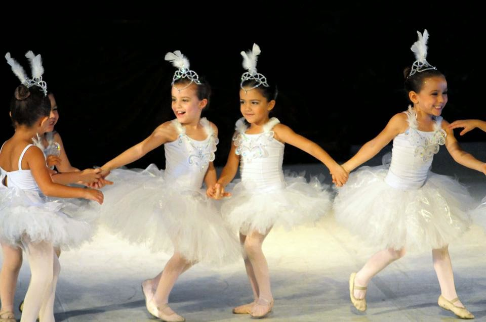 espetáculos ballet infantil