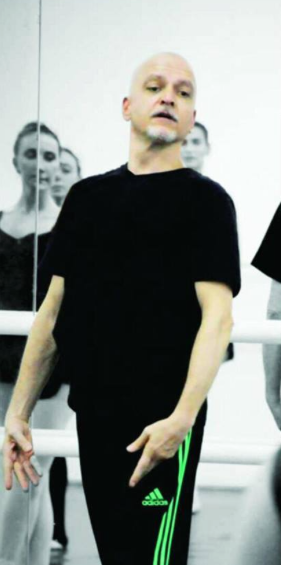 Mestre Paulo Vinicius