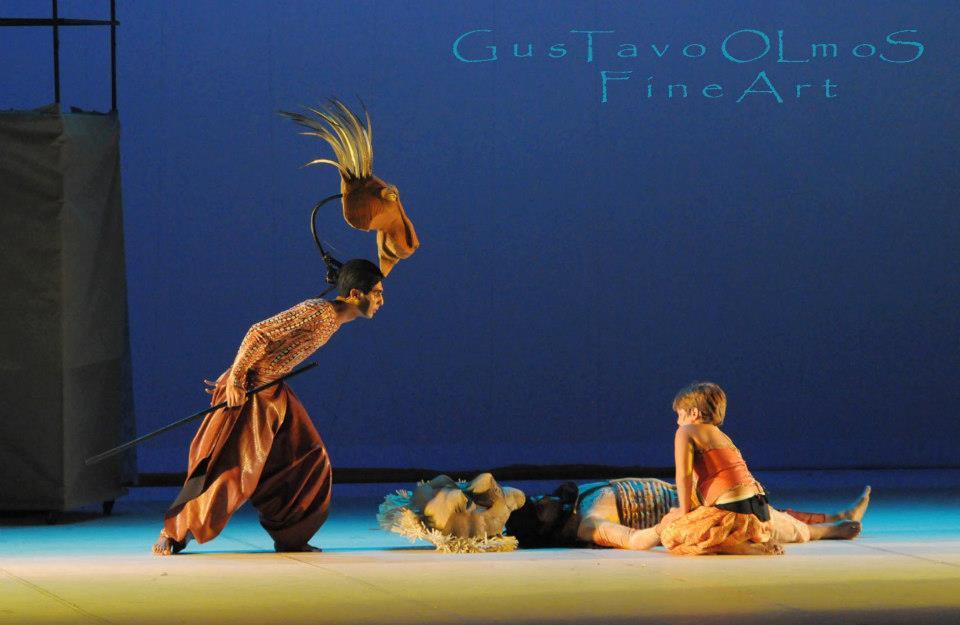 ballet espetaculo rei leao 05