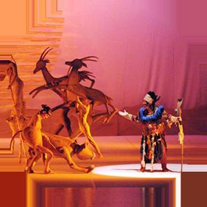 ballet espetáculo rei leão
